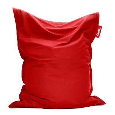 Fatboy Outdoor Sitzsack Rot, Sunbrella-Gewebe, 40 x 140 x 180 cm (LxBxH)