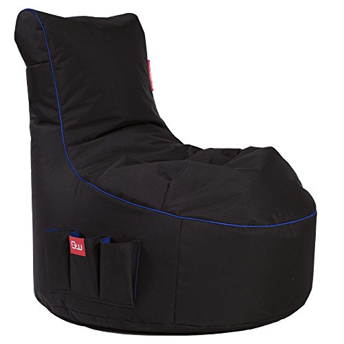 GAMEWAREZ Cosmic Lightning 2.0 Gaming Sitzsack