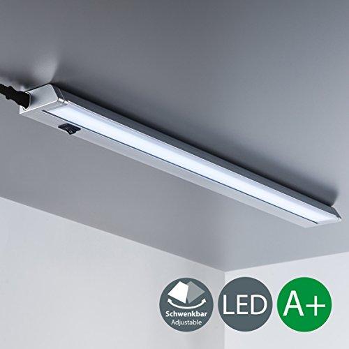 LED Lichtleiste, LED Unterbauleuchte,56 x 6,1 x 3 cm