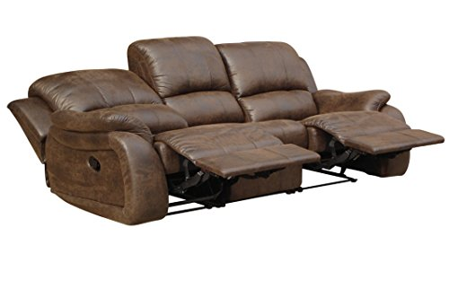 Microfaser Relaxsofa Schla-Couch Relaxsessel Fernsehsofa 5129-3-VF03