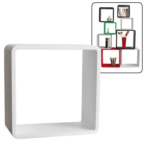 Safe Regal-Würfel weiß - in 4 Größen erhältlich 5310, 5313, 5316 oder 5319