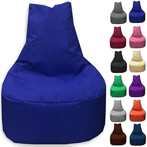 Sitzbag Sitzsack Sessel XL - XXL für Kinder und Erwachsene - In & Outdoor Sitzsäcke Kissen Sofa Hocker Sitzkissen Bodenkissen