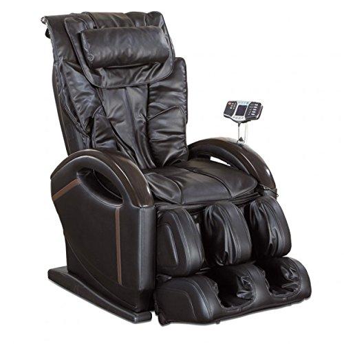 aktivshop Massagesessel Relaxsessel Entspannungssessel mit Shiatsu-Massage, Wärmefunktion, Aufstehhilfe