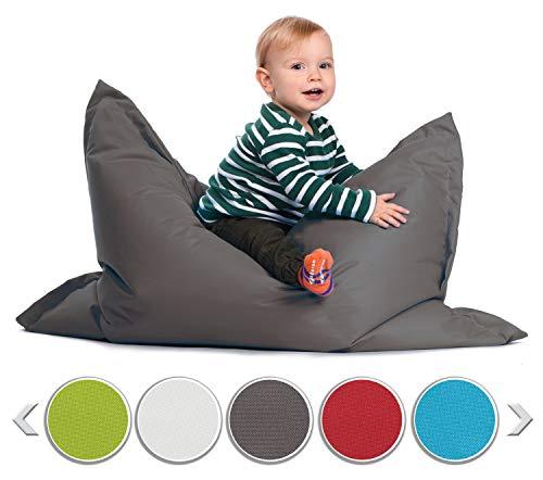 sunnypillow XXL Sitzsack, Riesensitzsack Outdoor & Indoor 180 x 145 cm mit 400L Styropor Füllung Sessel für Kinder & Erwachsene Sitzkissen Sofa Beanbag viele Farben und Größen zur Auswahl