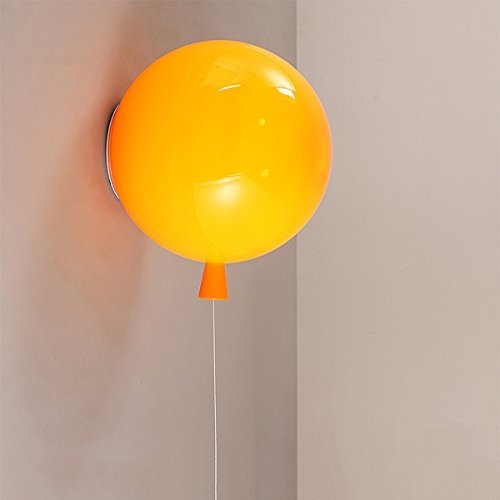 Ballon lampen wandleuchte baby kinderzimmer lampen treppen flur balkon nacht badezimmer dekoration beleuchtung Wandlichter