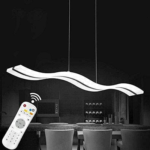 KJLARS Moderne/zeitgemässe LED Acryl pendelleuchte esstisch
