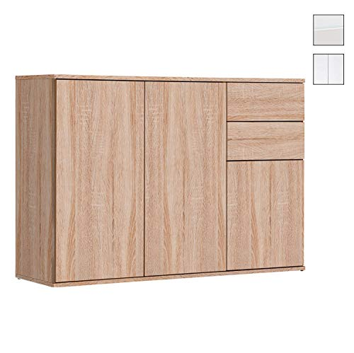 mokebo® Kommode 'Die Elegante', modernes Sideboard oder Highboard, Made in Germany & klimaneutraler Versand
