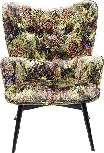 Kare Design Vicky Hugs Natur, gemütlicher Loungesessel